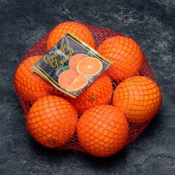 Orange navelate, BIO, calibre 5/6, catégorie 2, Espagne, filet 1,5kg