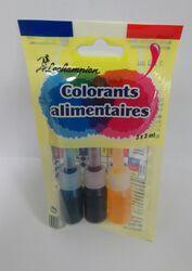 Colorants Liquide Lechampion