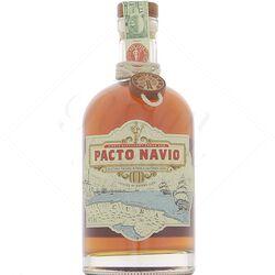 PACTO NAVIO RHUM CUBA