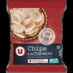 Chips à la crevette U, 50g