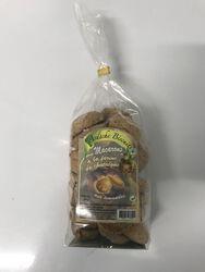 Macarons à la farine de chataigne aux amandes 160g