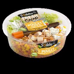 Fresh salade poulet SODEBO 240g