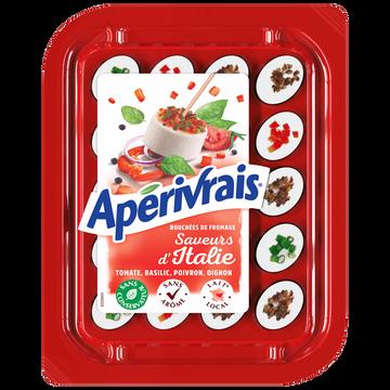 Apérivrais Fromage Pasteurisé Saveurs D Italie Aperivrais, 31%mg, 100g