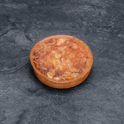 Tartelette poire amande chocolat, 2 pièces, 280g