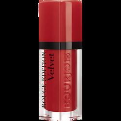 Rouge à lèvres édition velvet velvet 001 persone ne rouge BOURJOIS, nu, 7.7ml