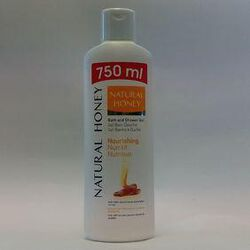 NATURAL HONEY GEL DOUCHE NUTRITIF 750ML
