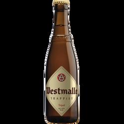 Bière Westmalle triple bouteille 9,5°, 33cl