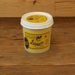 Cancoillotte Lehmann à l'ail fabrication artisanale 240g 12% M.G