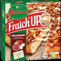 Pizza fraich'up à la bolognaise BUITONI, 600g