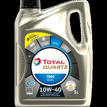 Danone Huile Total Diesel 10w40 Activa 7000 5l