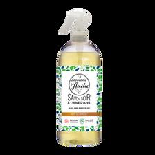 Savon noir olive spray ecocert LA DROGUERIE D'AMELIE, 500ml