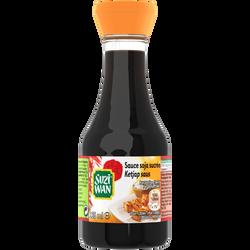 Sauce Soja sucrée SUZI WAN, flacon de 125ml