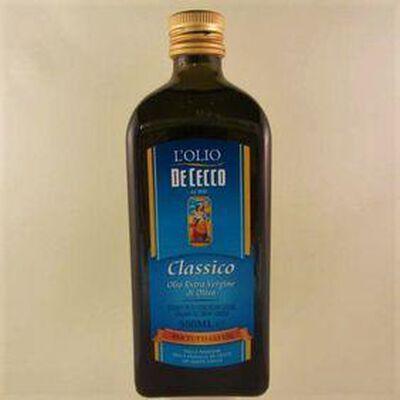 Huile d'olive vierge extra DE CECCO,500ml