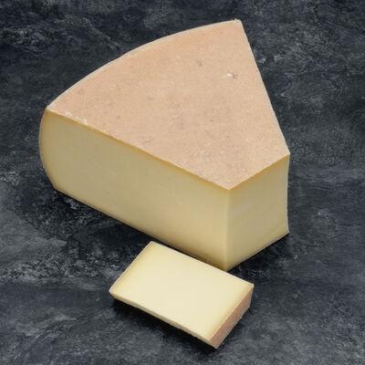 Comte AOP, bande marron, au lait cru, 28%MG, affiné 4 mois minimum, FROMAGERIE SEIGNEMARTIN