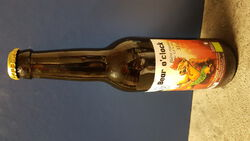 BIERE BEAR O'CLOCK 33CL bière rousse