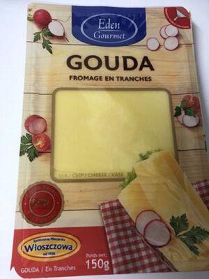 GOUDA EN TRANCHE 150G CASHER