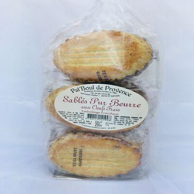 Sablés pur beurre Pat'boul de Provence
