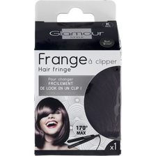 Frange à clipper, G663  GLAMOUR PARIS