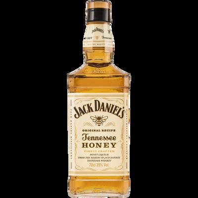 Scotch whisky honey JACK DANIEL'S, 35°, bouteille de 70cl