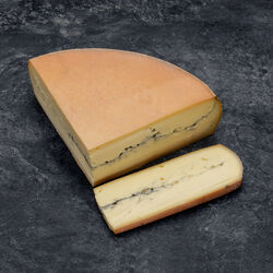 MORBIER AOP au lait cru 29% de MG, Grand Age 70 Jours d'affinage LES MONTS DE JOUX