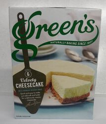 GREEN'S CHEESE CAKE