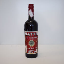 Cap MATTEI Rouge 75CL 15°