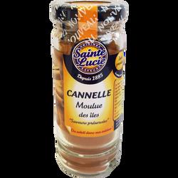 CANNELLE MOULUE DES ÎLES