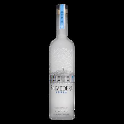 Vodka BELVEDERE, 40°, bouteille de 1l