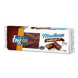 Moelleux au chocolat, BIG'IN, 380g
