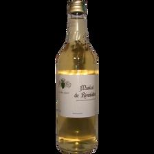 Muscat de Rivesaltes, 15,5°, bouteille de 75cl