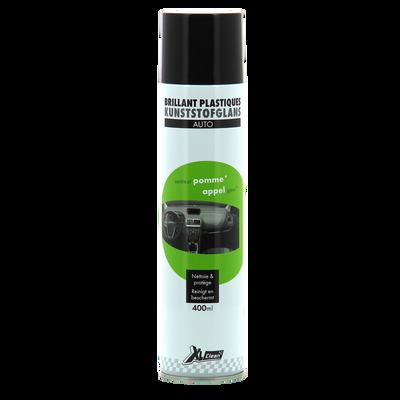 Nettoyant plastique XL CLEAN, parfum pomme, 400ml
