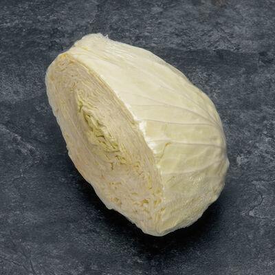 1/2 chou plat blanc choudou filmé, BIO, BIOLEYRE, France, la pièce 400g