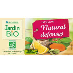 JB INFUSION DÉFENSES NATURE
