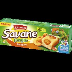 Savane jungle abricot BROSSARD, 175g