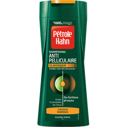 Shampooing Stop Pellicules pour cheveux normaux PETROLE HAHN, 250ml