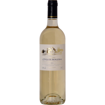 Vin blanc AOP moelleux Côtes de Bergerac
