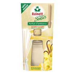 Parfum d'ambiance senses fleur de vanille RAINETT, 90ml