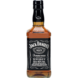Tennessee Whiskey JACK DANIEL'S OLD N°7, 40°, 50cl