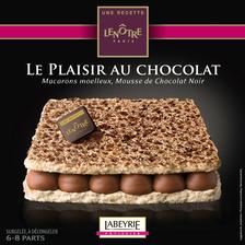 Labeyrie Plaisir Au Chocolat Recette Lenôtre , 405g