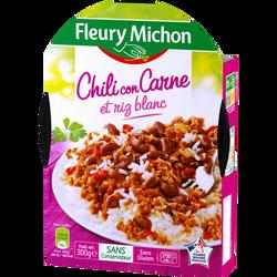 Chili con carne FLEURY MICHON, 300g