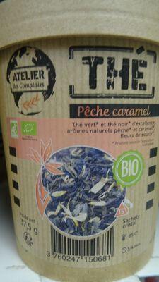 THE VERT PECHE/CARAMEL  37.5GR