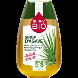 Sirop d'agave SUNNY BIO, doseur de 500g