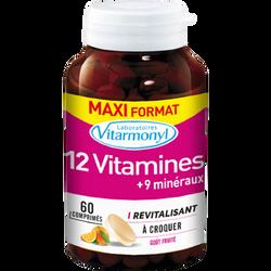 Multivitamines - cure 2 mois pot eco