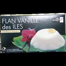 Crème dessert vanille GOURMETISS, boîte de 120g