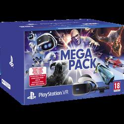 Mega pack casque de realite virtuelle mk4+5 jeux