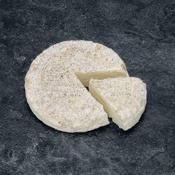 Tome de Provence au lait de chèvre thermisé, température inférieure àla pasteurisation, 23%M.G.