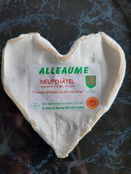 Coeur Neufchatel lait cru 23 % 26% mat gr