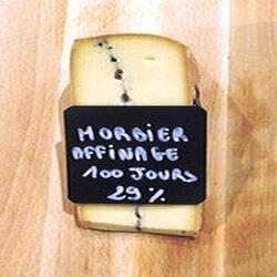 MORBIER AFFINAGE 100 JOURS LES MONTS DE JOUX