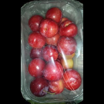 Prune rouge allo, calibre 35/45, France, barquette 1kg