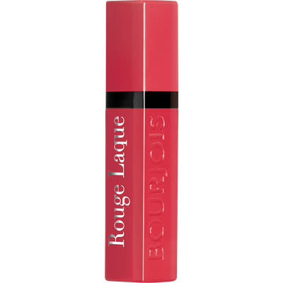 Rouge à lèvres rouge laque 001 majes'pink BOURJOIS, 6ml